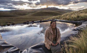 """Presentaron la segunda edición del """"Programa de fortalecimiento de liderazgo de mujeres en la gestión de los recursos hídricos"""""""