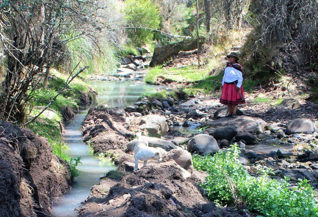 Lideresas locales del agua de 12 regiones suscribieron Declaratoria a favor de la participación de las mujeres en la gestión de los recursos hídricos